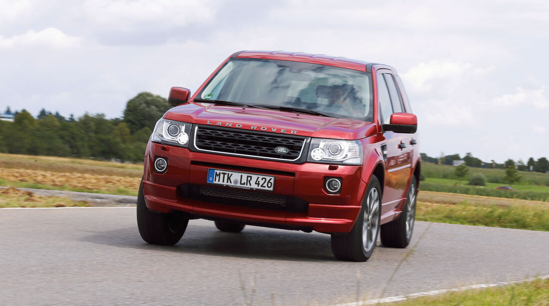 asv1314, Land Rover Freelander, die besten Familienautos