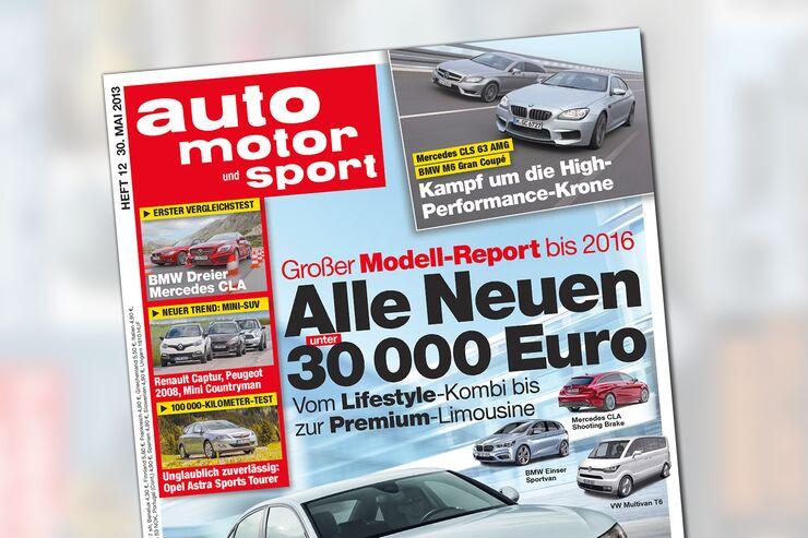auto motor und sport (12/2013)
