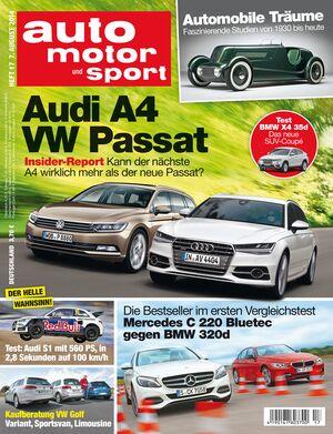 auto motor und sport (17/2014)