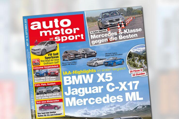 auto motor und sport (20/2013)