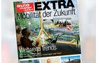 auto motor und sport 3 / 2015 Titel Extra Mobilität