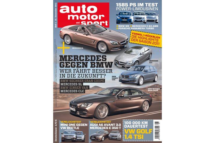 auto motor und sport - Heft 01/2012