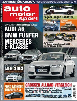auto motor und sport Heft 02/2011