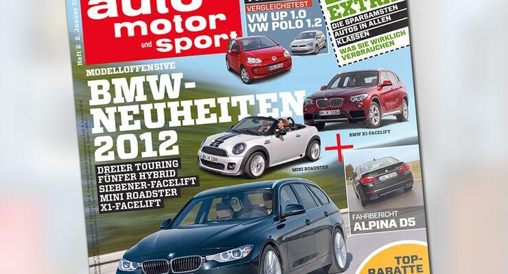 auto motor und sport Heft 02/2012