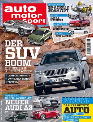 auto motor und sport - Heft 06/2012