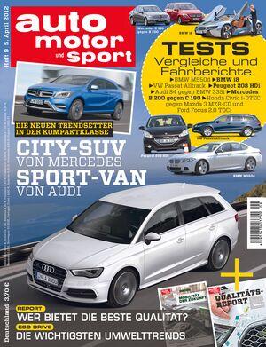 auto motor und sport - Heft 09/2012