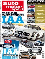 auto motor und sport - Heft 20/2011