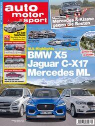 auto motor und sport (Heft 20/2013)
