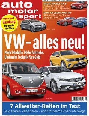 auto motor und sport - Heft 20/2018
