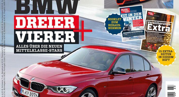 auto motor und sport - Heft 23/2011