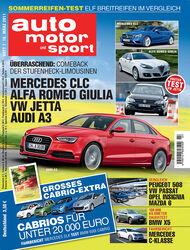 auto motor und sport Heft 7/2011