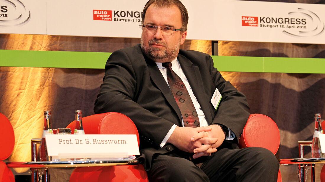 auto motor und sport-Kongress, Siegfried Russwurm