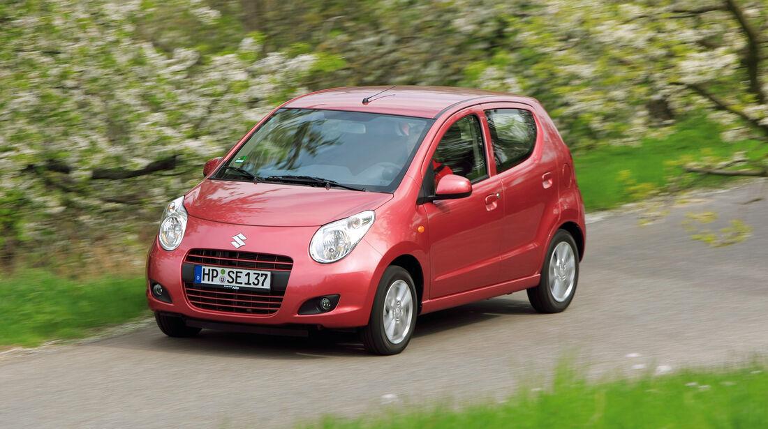 auto, motor und sport Leserwahl 2013: Kategorie A Minicars - Suzuki Alto