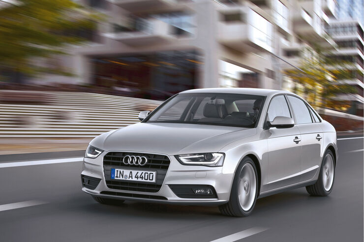 auto, motor und sport Leserwahl 2013: Kategorie D Mittelklasse - Audi A4/Allroad