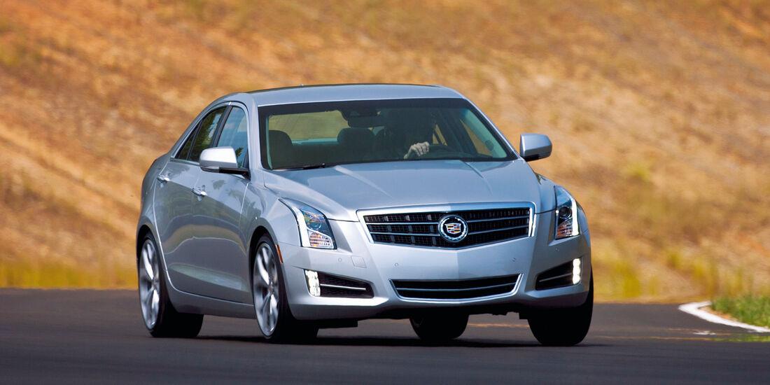 auto, motor und sport Leserwahl 2013: Kategorie D Mittelklasse - Cadillac ATS