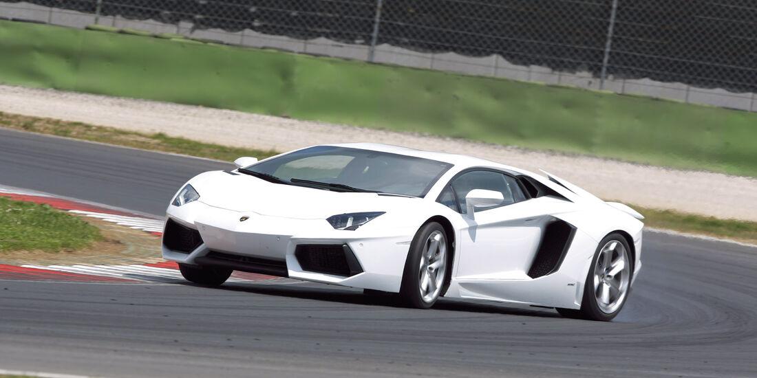 auto, motor und sport Leserwahl 2013: Kategorie G Sportwagen - Lamborghini Aventador