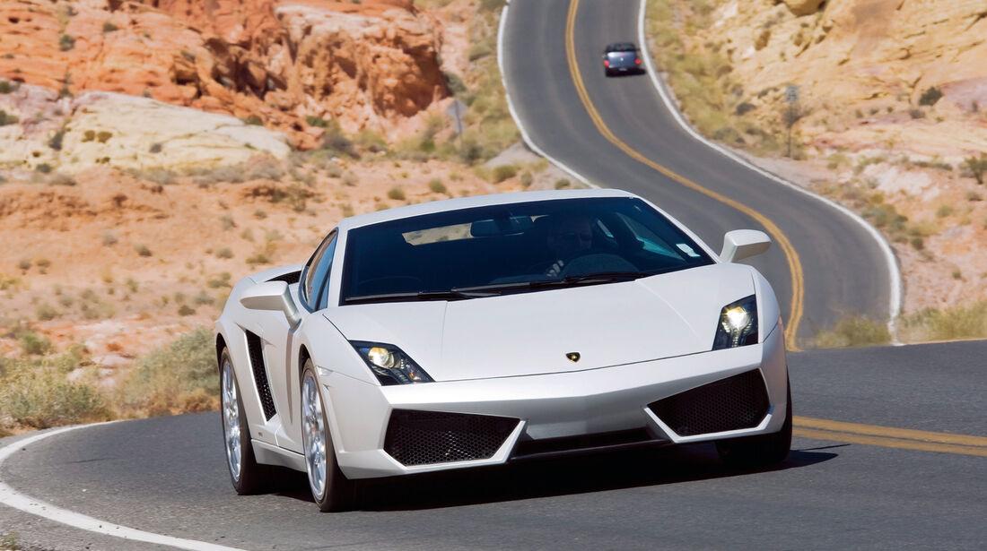 auto, motor und sport Leserwahl 2013: Kategorie G Sportwagen - Lamborghini Gallardo