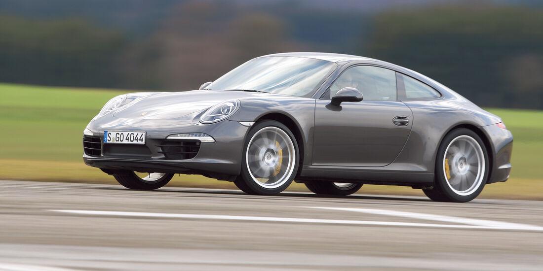 auto, motor und sport Leserwahl 2013: Kategorie G Sportwagen - Porsche 911