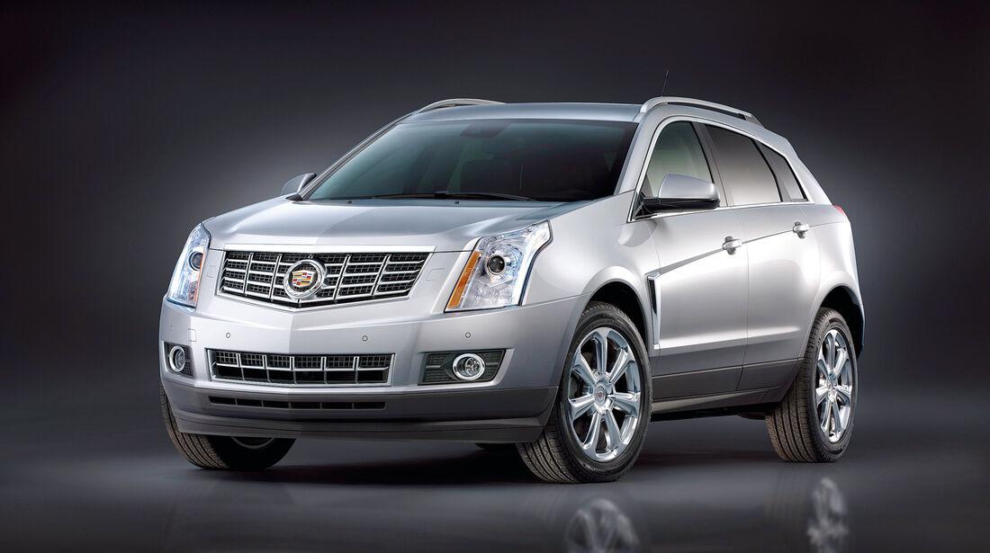 auto, motor und sport Leserwahl 2013: Kategorie I Gelände - Cadillac SRX