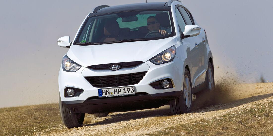 auto, motor und sport Leserwahl 2013: Kategorie I Gelände - Hyundai ix35