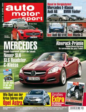 auto motor und sport Titel 09/09
