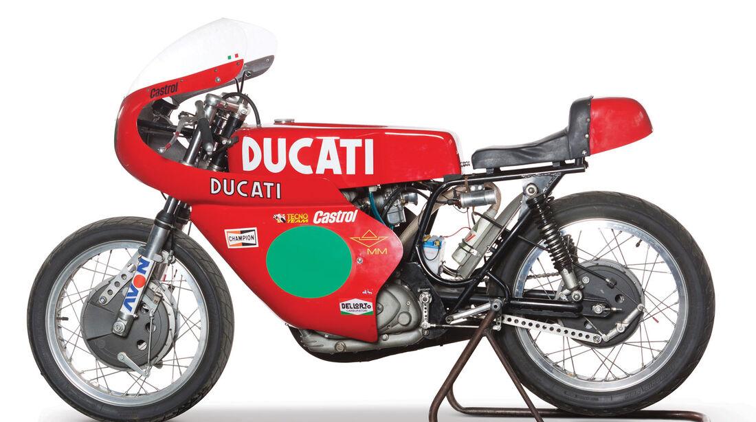 c. 1970 Ducati 350 Corsa Replica RM Auctions Monaco 2012