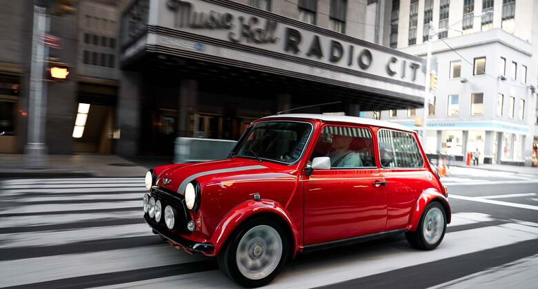 classic Mini Electric
