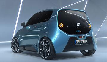 Ego Life Elektroauto Fahrbericht Daten Preis Marktstart Auto