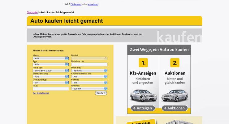 autokauf bei schwerbehinderung