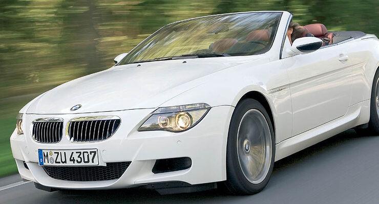 bmw m6 cabrio offene frage auto motor und sport. Black Bedroom Furniture Sets. Home Design Ideas