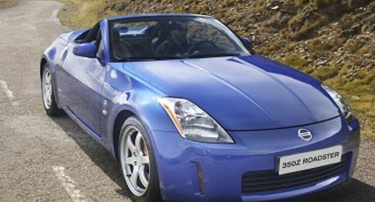 Nissan 350z Roadster Spa Ab 36500 Euro Auto Motor Und Sport