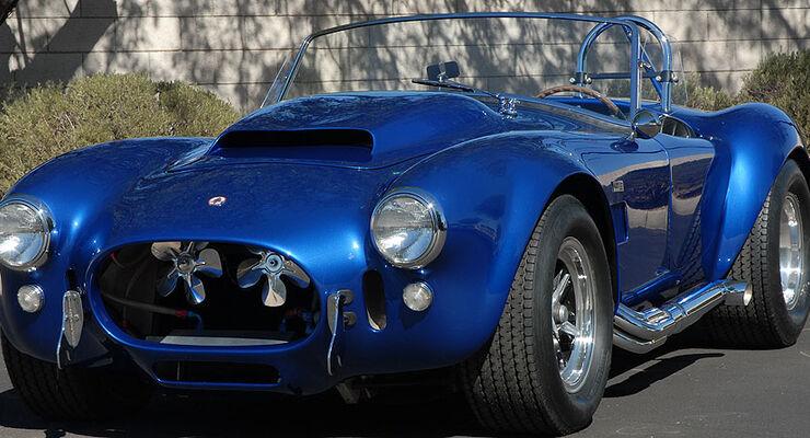 Shelby Cobra Erzielt 5 5 Millionen Dollar Auto Motor Und Sport