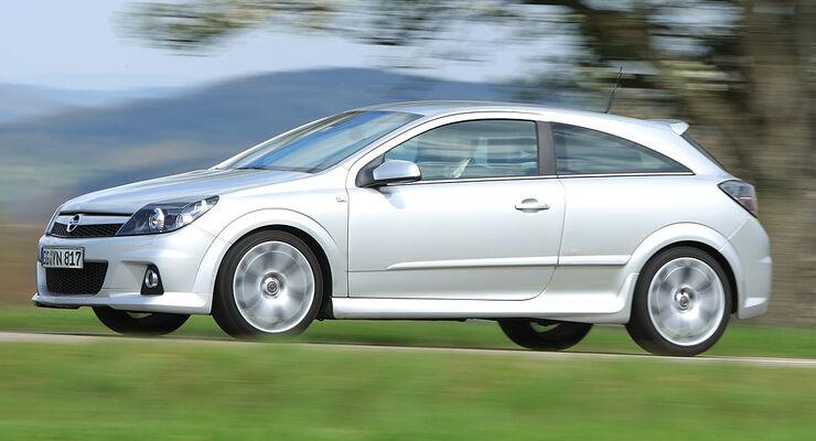 Opel Astra 2 0 Turbo Gtc Opc Im Test Auto Motor Und Sport