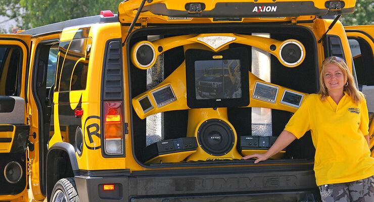 Tuning-Spezial: Tuning-Spezial: Interieur und Sound (Seite 5) - auto ...