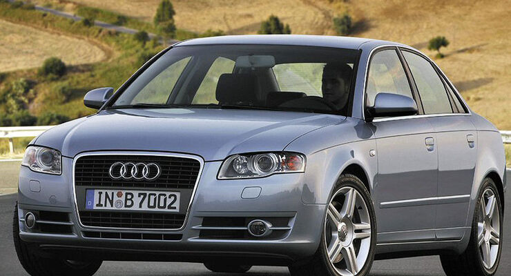 audi a4 neuer paket service auto motor und sport. Black Bedroom Furniture Sets. Home Design Ideas