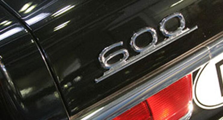 Begegnungen: Drei Zeitzeugen des 600 - auto motor und sport
