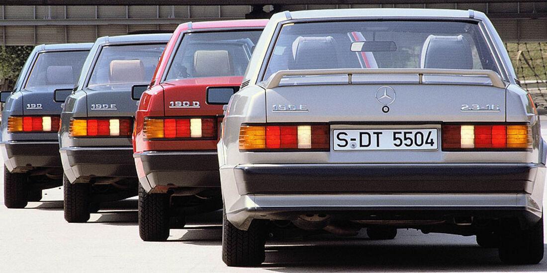 Datieren alter Autos