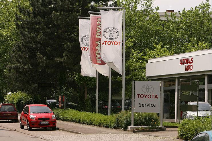 werkst ttentest toyota 2008 autohaus nord freiburg seite 3 auto motor und sport. Black Bedroom Furniture Sets. Home Design Ideas