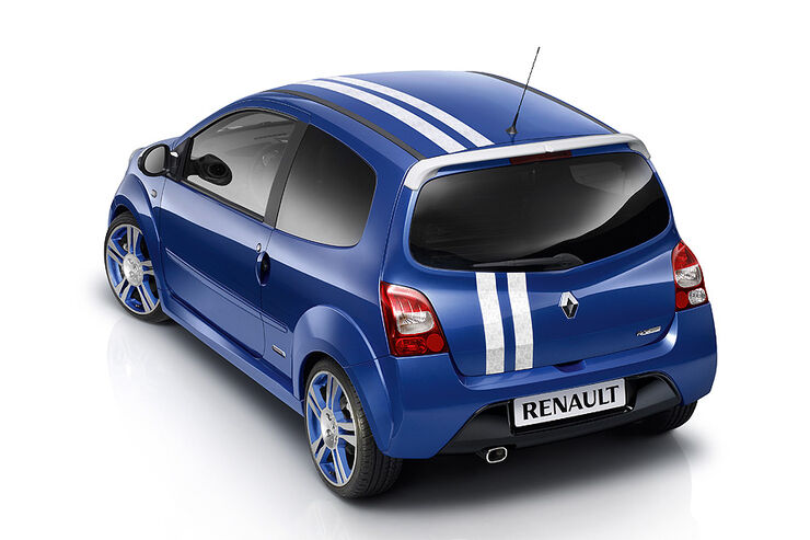 renault twingo gordini r s auto motor und sport. Black Bedroom Furniture Sets. Home Design Ideas