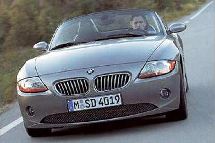 bmw z4 reduzierte basis auto motor und sport. Black Bedroom Furniture Sets. Home Design Ideas