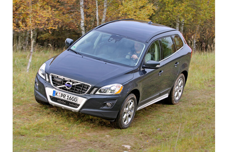 volvo xc60 2 4d awd summum im test auto motor und sport. Black Bedroom Furniture Sets. Home Design Ideas