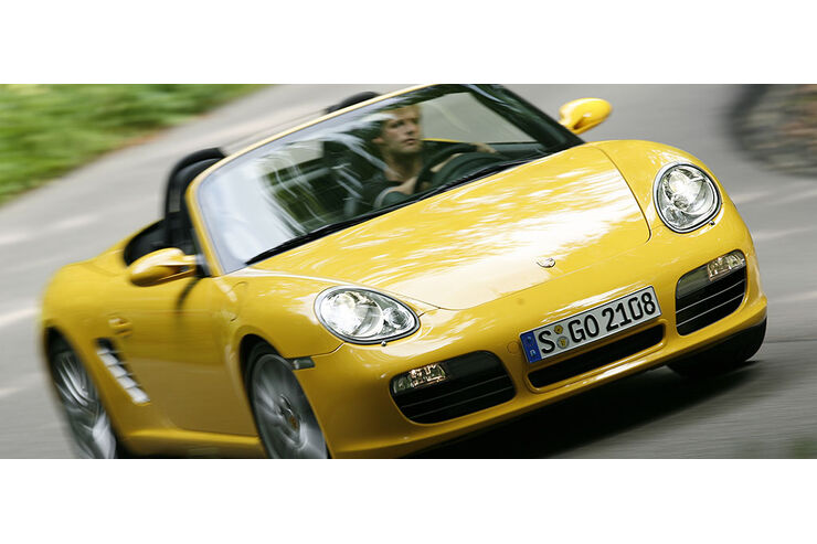 porsche boxster s s kommt noch besser auto motor und sport. Black Bedroom Furniture Sets. Home Design Ideas