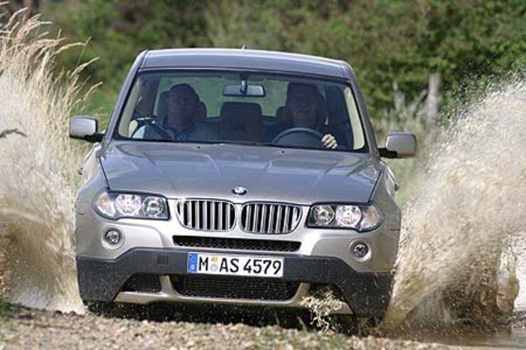 BMW X3 3.0sd: Organ-Spende - auto motor und sport