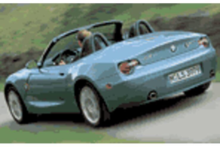 Bmw Z4 Seite 3 Auto Motor Und Sport