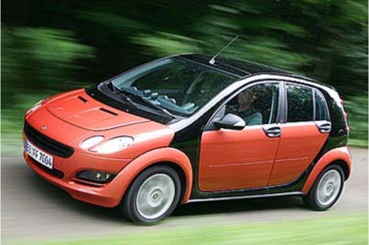 smart forfour cdi trio grande auto motor und sport. Black Bedroom Furniture Sets. Home Design Ideas