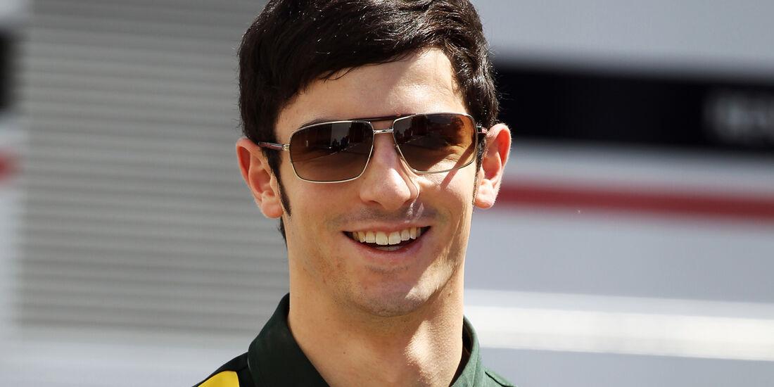 lexander Rosso - Caterham - GP Spanien - 10. Mai 2012
