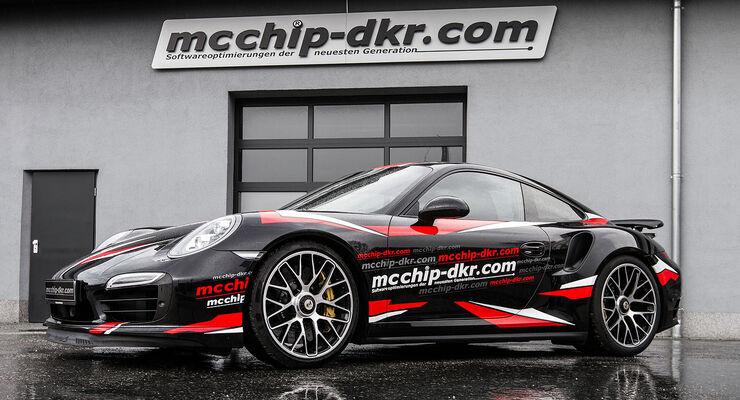 mcchip-dkr Porsche 991 3.8 Turbo S