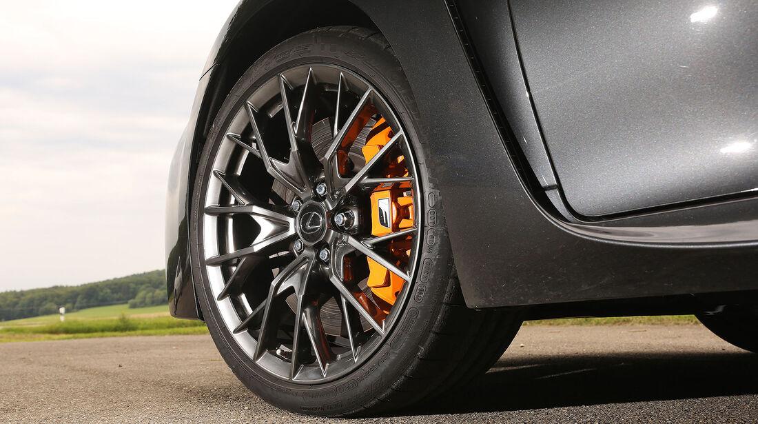 spa 10/2017 Vergleichstest Audi S6, BMW M550i, Lexus GS F, Porsche Panamera 4S