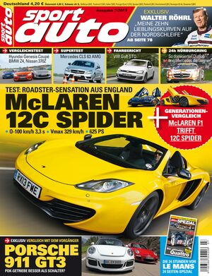 sport auto 07/2013
