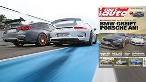 sport auto 7/2016 - Heft - Heftcover